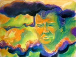 Shatner in the Sky by bagshotrow