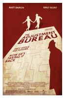 The Adjustment Bureau movie po by Zenithuk