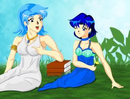 439-Queen and Princess 2010 by Silverlegends