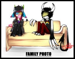 Family Pic by Styl-Fly