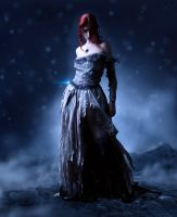Snow Lady by Izzys-Photo-Corner