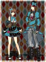 [CE] OmoChi Outfit Design by toufuuri