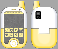 D-Com Digivice by basesbytally