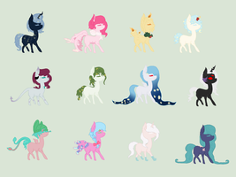 Mlp Adopts by spirit127