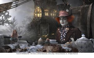 THE MAD HATTER - time for tea by AliceInWonderland