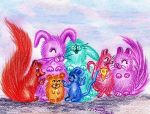 Join the Rodent Club by Villa-Chinchilla