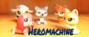 Heromachine season 1 cover by D0omy
