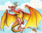 Red Dragon 2 by Fox7XD