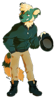check out this cool hat by tyronniesaur