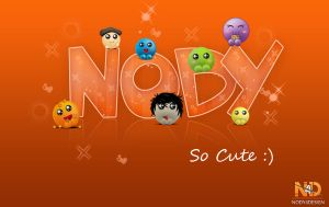 cute by NODY4DESIGN