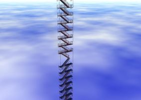 Stairway to Heaven v2.0 by Ciceroplato