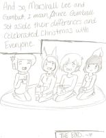 Marshall's Holiday- last page by Jazzycandyland