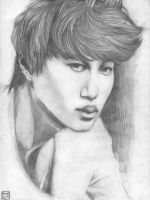 Kai : EXO-k : for @_haesik by ocecen