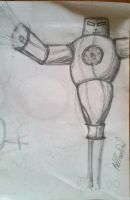 Traditional Hoverbot by Give1000Smiles