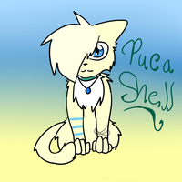 Meet Puca Shell by SilverTailTwo