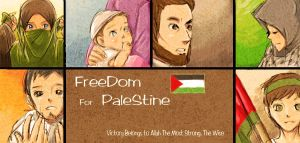 Freedom For Palestine by yana8nurel6bdkbaik