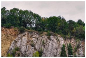 on cliff... by Iulian-dA-gallery