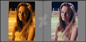 No flash night pic to normal (Lightroom Template) by RileOblivion