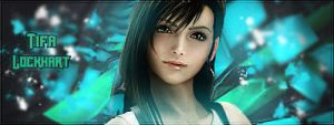 Tifa Lockhart Signature by Nocturnal-Mercy