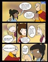 Element of Darkness comic page 6 by timestoneauthor203