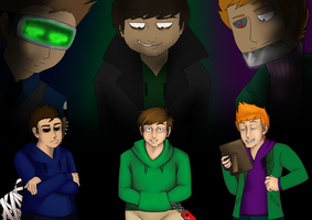 Eddsworld Poster by stephie-anna
