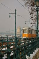 Budapest tram 3 by AS142