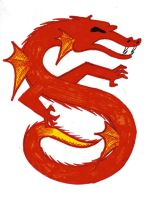 Chinatown Dragon by Patches614