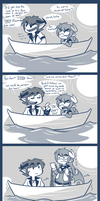 OC - Up The Creek by deeum