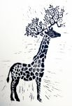 The giraffe by SSSTEP