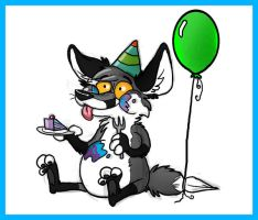 Birthday by Zerda-Fox