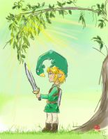 Minish Cap Forever~ by milkyway4386