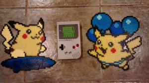 PIKACHU used SURF and FLY by Miss-Informed