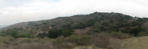 Diamond Bar hills panorama by steven-psd