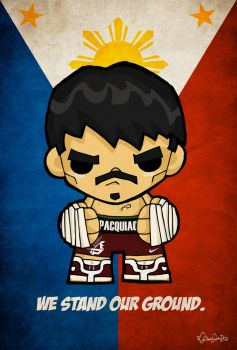 Manny Pacquiao by eggay