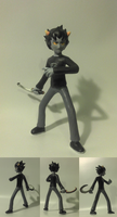 Karkat Hero Mode Figure by EnzanEXE