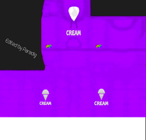 Cream Order [PURPLE] by SolutionDesigns