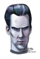 Daily Sketches John Harrison by fedde