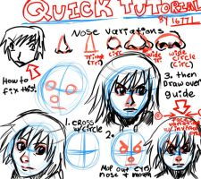 face tutorial by 16771