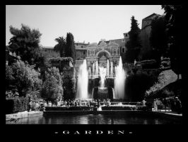 Italian Garden by brokenelement