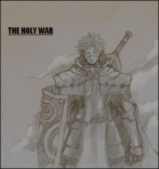 RO - The Holy War by Rousteinire