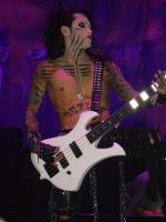 Ashley Purdy of Black Veil Brides by Brooklyn-gypsy
