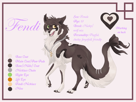 Fendi Character Sheet by Ilyana88