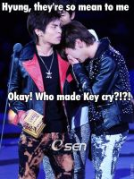 JongKey-Who Made Key Cry by xX-miky-uchiruno-Xx