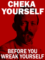 Cheka Yourself by Party9999999