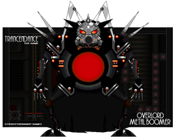 Old Obscure OC - Overlord Metal Boomer (Redesign) by FierceTheBandit