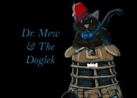 Dr. Mew  the Doglek with color by jornas