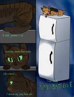 Catvengers: Invisible by CatsInTheClouds