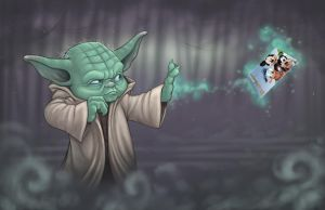 the force by Rey-Paez