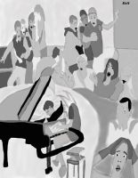 Eat The pianist composer no pen by daylover1313