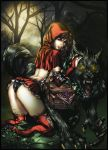 Red Riding Hood by Ch-Hell-Sea